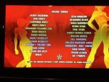 'Black Dynamite' credits