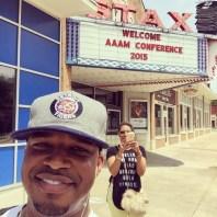 Stax Museum in Memphis