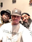 With Duane Powell and Felonius Munk