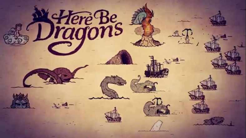 Dragons in games are much more than just destructive monsters 1