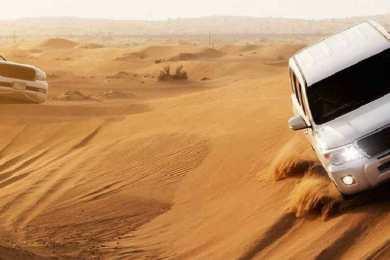 Dubai Dessert Safari…… discover the beauty of the desert 2