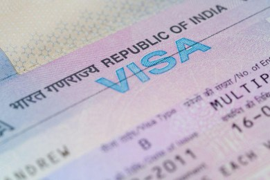 Indian Visa Application Is Online for United States Citizens 2