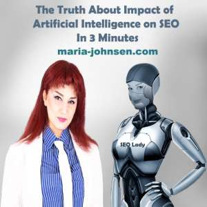 Maria Johnsen Thoughts On Impact of Artificial Intelligence On SEO 2