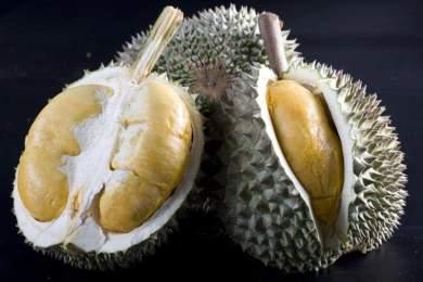 durian hitam