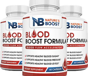 Blood Boost Formula Reviews - Does Nature's Boost Formula Work? 1