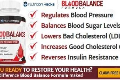 BLOOD BALANCE FORMULA REVIEWS: IS BLOOD BALANCE FORMULA SAFE? 1