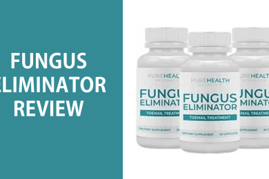 Fungus Eliminator Reviews (Pure Health Research) – Does It Really Work? 1