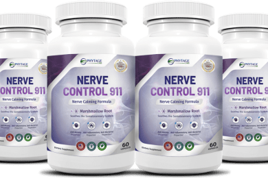 Nerve Control 911 Review - Phytage Labs Nerve Pills Effective? 2
