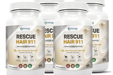 Rescue Hair 911 Reviews-Phytage Labs Hair Supplement Legit? 1