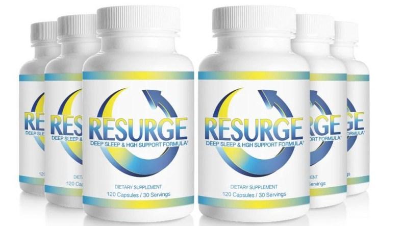 Resurge Pills Review-Read the Real Resurge Customer Reviews 1
