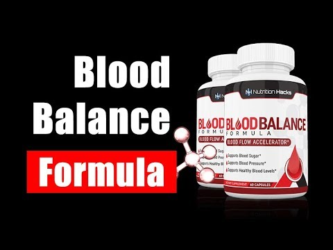 Nutrition Hacks Blood Balance Formula Reviews-Is Effective? 1