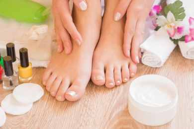 WHAT IS PEDICURE 1