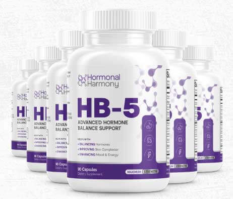 Hormonal Harmony HB5 Reviews - Does HB-5 Hormone Supplement Work? 1