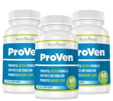 Avis sur NutraVesta ProVen - Les pilules ProVen de NutraVesta fonctionnent vraiment?