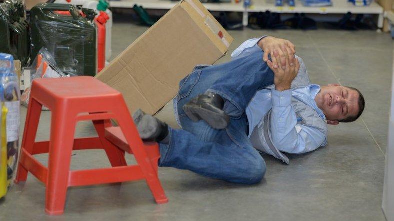 Employment accident injuries