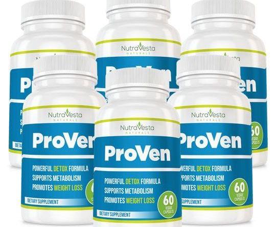 ProVen Reviews - NutraVesta ProVen Pills For Weight Loss Legit? [2020 UPDATE]