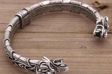 The Viking Bracelet by definition