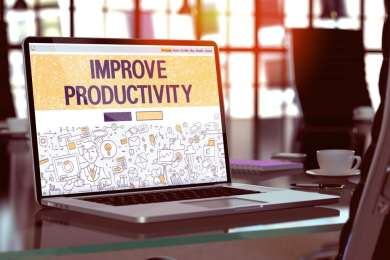 : How to Stay Productive When Working Remotely
