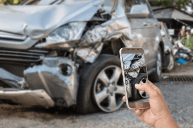 4 Car Crash Records to Have When Meeting Your Lawyer