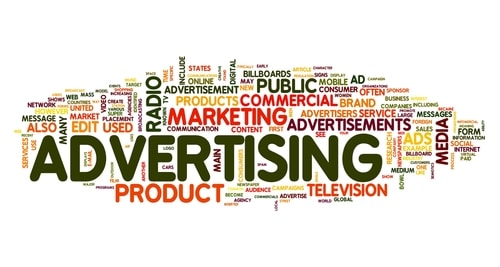 5 Common Ways of Using Commercial Advertising items