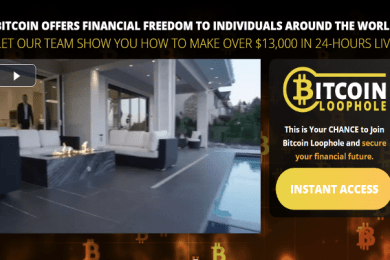 Bitcoin Loophole UAE Review – Is it Safe to Invest? Check (UAE) Results