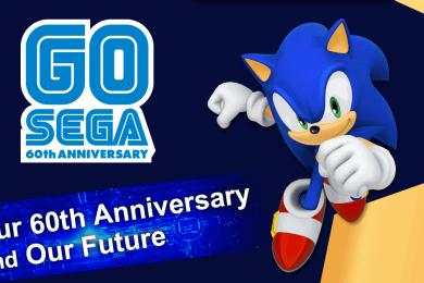 Sega's 60th Anniversary