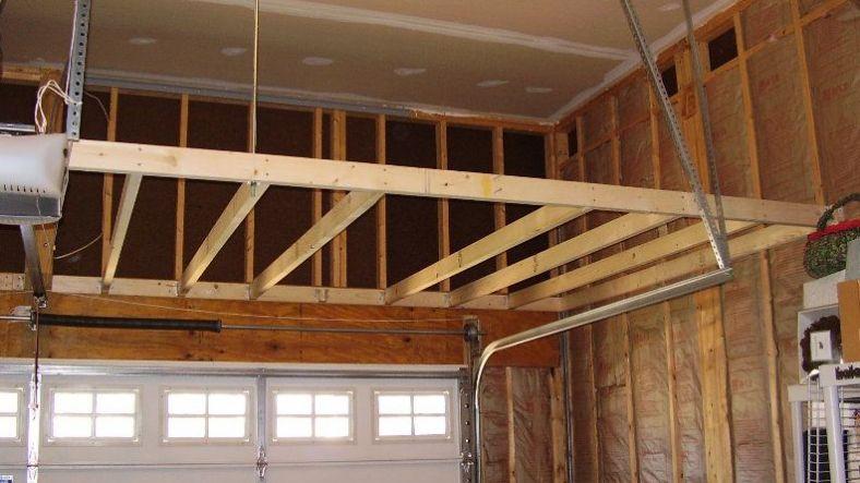 Garage Storage Lofts