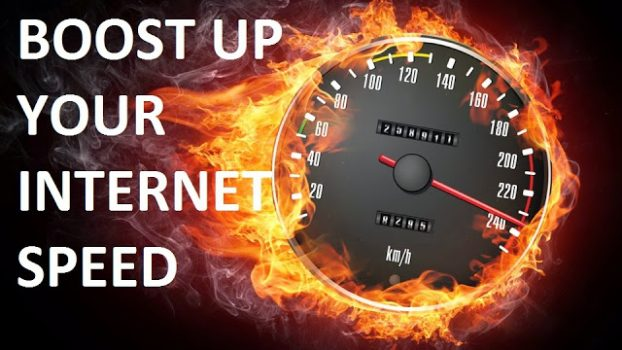 How to Boost Your Internet Speed