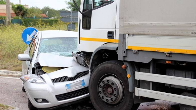 Involved in a Truck Accident