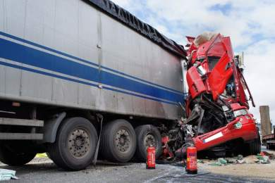 Large Truck Accident