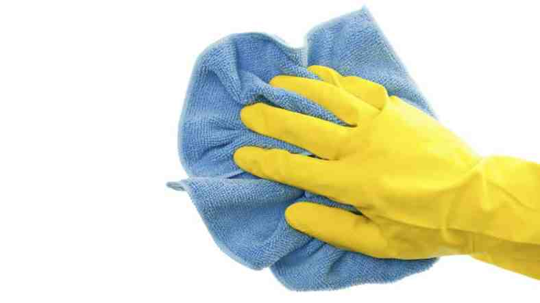 microfiber become such an amazing cleaning product