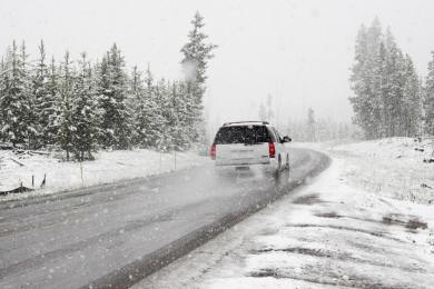 Stay Safe on the Road in Winter