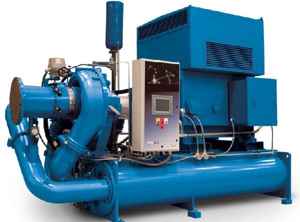Air Compressors in a Business Environment
