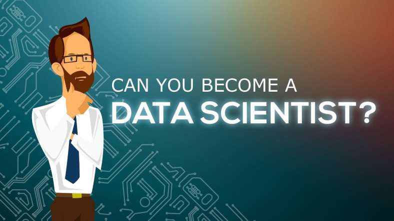 Becoming a Data Scientist