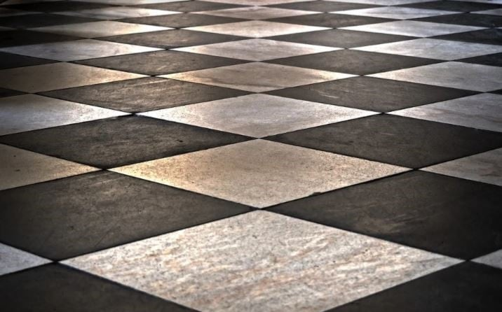 Kitchen Floor Tiles—Don't Forget the Underlayment! 1