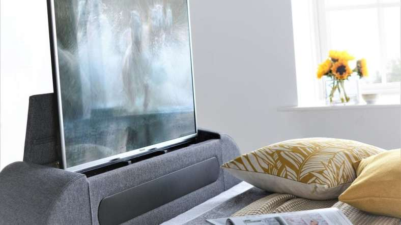 A New Way to Watch TV from the Comfort of Your Bed