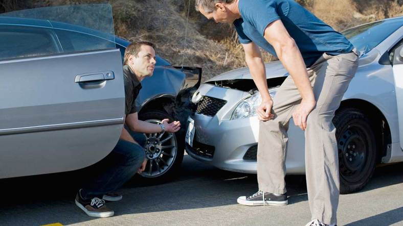 Negligence of the Other Party in a Car Accident