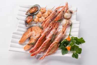 Seafood Varieties
