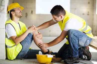 Settlement of physical injuries of workers