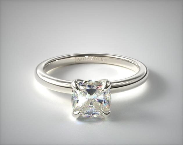 Purchasing Cushion Cut Diamond Precious Jewelry 1