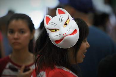 Why Kitsune Masks are Popular in Japan? Their Historical Glimpse