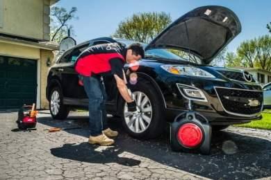 Repairing Of Auto Mobile