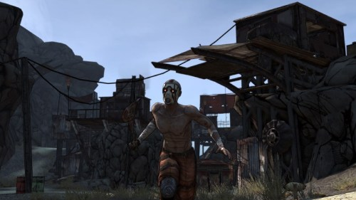 Screenshot BORDERLANDS: Komm zu Papa! (Quelle: www.borderlandsthegame.com)