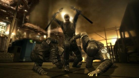 Deus Ex: Human Revolution Takedown