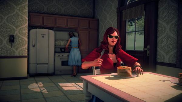 Saints Row IV: Frühstück ist die wichtigste Mahlzeit am Tag