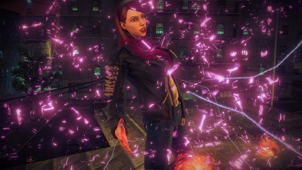 Saints Row IV: Madame President