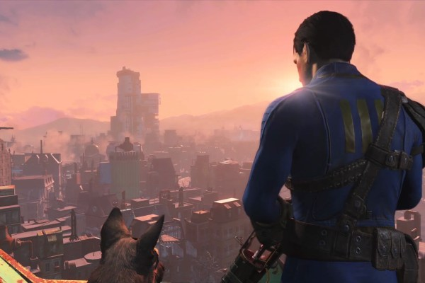 Fallout4 E3 City Vista