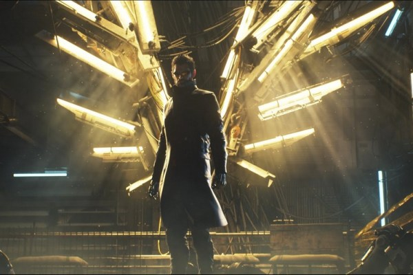 gamescom 2015: Deus Ex Mankind Divided