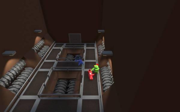 gamescom 2015: gangbeasts Screenshot