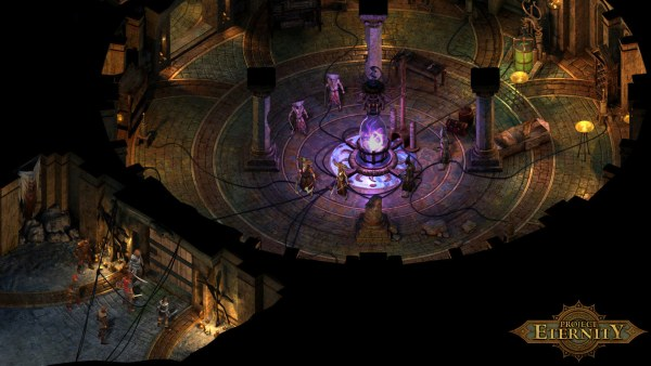 gamescom 2015: Pillars of Eternity Screenshot